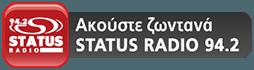 Ακούστε ζωντανά Status Radio 94.2